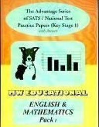 English/Maths Combined Key Stage 1 (Pack 1)